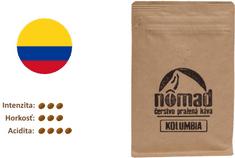 ZrnkovéKávy.sk Nômad Kolumbia Excelso - zrnková káva