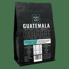 ZrnkovéKávy.sk PureWay Guatemala - zrnková káva