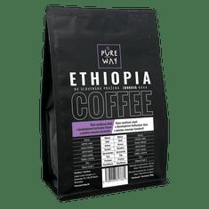 ZrnkovéKávy.sk PureWay Ethiopia - zrnková káva