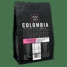 ZrnkovéKávy.sk PureWay Colombia - zrnková káva