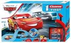 Carrera Autodráha FIRST 63038 Cars Power Duell