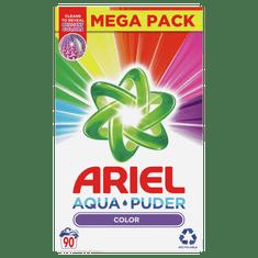 Ariel AquaPuder Color Mosószer 90 mosás