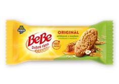 OPAVIA BE BE dobré ráno sušienky orieškové s medom 50,000g (bal. 30ks)