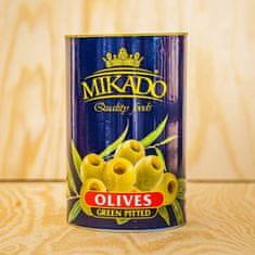 Mikado MIKADO olivy zelené bez kôstky 4100,000g