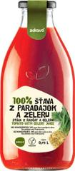 Zdravo  šťava 100% paradajkovo-zelerová 0,750l (bal. 6ks)