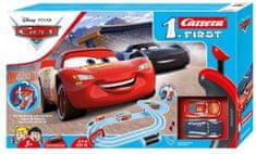 Carrera Autodráha FIRST 63039 Cars Piston Cup