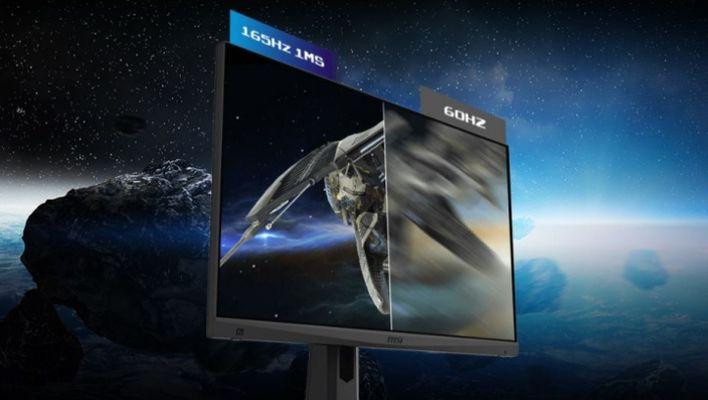 monitor gamingowy MSI Optix MAG273R (Optix MAG273R) Full HD low blue light bez opóźnienia