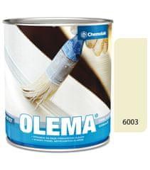 Chemolak OLEMA O2117 slonova kosť 6003 0,75l - vrchná olejová farba lesklá