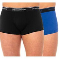Emporio Armani 2 PACK - pánské boxerky 111210-8P717-54420