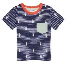 WINKIKI chlapecké tričko WKB01747-190