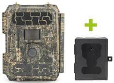 Oxe Panther 4G és fém védődoboz + 32 GB SD kártya és 12 db elem AJÁNDÉKBA!