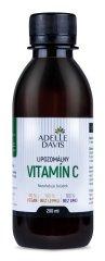 Adelle Davis Lipozomálny vitamín C, 200 ml