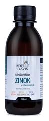 Adelle Davis Lipozomálny zinok, 200 ml