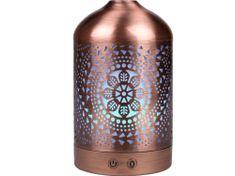Nature7 Aroma difúzer ORIENT, 12W, 100ml, 15(+-3)ml/h, LED multicolor