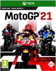 Milestone MotoGP 21 igra (Xbox One in Xbox Series X)