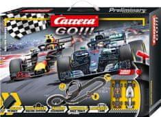 CARRERA Autodráha GO 62524 Racing Heroes