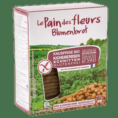 Le Pain des Fleurs Chrumkavý chlebíček s cícerom (150 g)