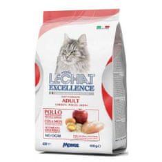 Monge LECHAT EXCELLENCE ADULT Chicken 400g 33/14 superprémiové krmivo pre mačky