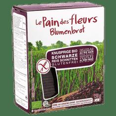 Le Pain des Fleurs Chrumkavý chlebíček z čiernej ryže (150 g)