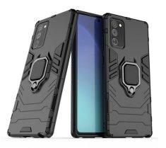 MobilPouzdra.cz Hybridní černé ARMOR MAGNET pouzdro / kryt na SAMSUNG A515 Galaxy A51