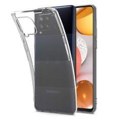 MobilPouzdra.cz Ultratenké gelové čiré pouzdro / kryt na SAMSUNG A125 Galaxy A12