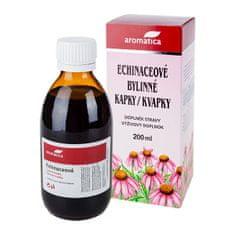Aromatica Echinaceové bylinné kapky 200ml