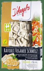 D´ANGELO PASTA Ravioli ~ s vegánskym syrom (250 g)