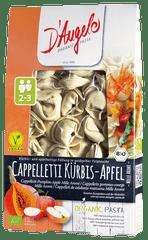 D´ANGELO PASTA Cappelletti ~ tekvicovo-jablkové (250 g)