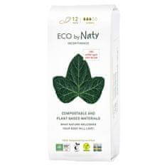 ECO by Naty Dámské ECO inkontinenční vložky Naty - normal (12 ks)