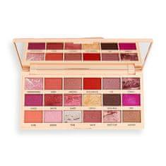 I Heart Revolution Paletka očních stínů Marble Rose Gold Chocolate (Shadow Palette) 18 g