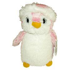 Aurora plišani pingvin, ružičasti, 23 cm