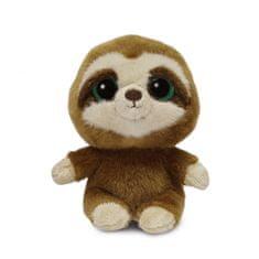 Aurora YOOHOO Sloth plišanac, 15 cm