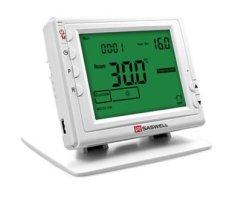 SASWELL 908 7 RF - Bezdrôtový programovateľný termostat