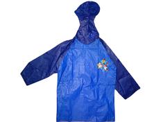 Nickelodeon Pláštenka Paw Patrol s tmavě modrými rukávy.
