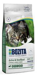 Bozita Feline Active & Sterilized Grain Free Lamb 10kg