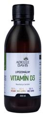 Adelle Davis Lipozomálny vitamín D3, 200ml