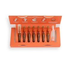 Revolution Skincare 7denní rozjasňující péče o pleť Ampoules Vitamin C (7 Day Skin Plan) 7 x 2 ml