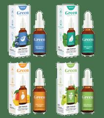 Green Pharmaceutics Green Pharma CBD 4 za cenu 3, 1500mg
