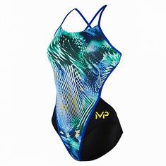 Michael Phelps Dámske plavky VITAL OPEN BACK