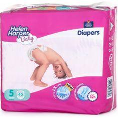 Helen Harper Baby Premium 5 Junior, 11-25 kg, 40 ks