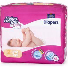 Helen Harper Baby Premium 2 Mini, 3-6 kg, 20 ks