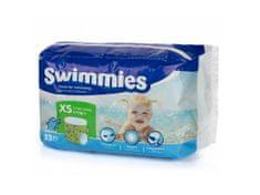 ONTEX Swimmies XS, 4-9 kg, 13 ks