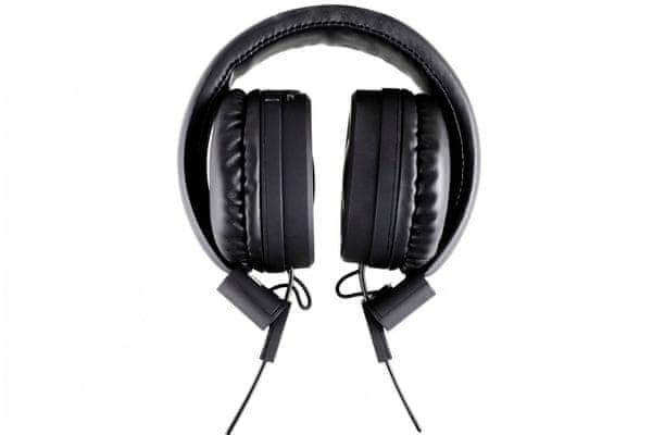 modern vezeték nélküli fejhallgató buxton bhp 7501 mk2 összecsukható kialakítás remek hangkiegyensúlyozott basszus és magas hangzású 4 vezérlőgomb 3,5 mm-es jack csatlakozó 40 mm-es neodímium átalakító bluetooth 5.0 ble mikrofon handsfree hívásokhoz