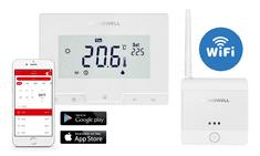 SASWELL T19 7 RF-APP B - Internetový programovateľný termostat