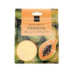 Gabriella Salvete Sůl do koupele Papaya Relax & Smooth (Bath Salt) 80 g