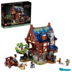 LEGO Ideas 21325 Srednjeveška kovačnica