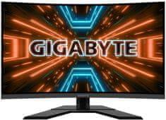 GIGABYTE monitor G32QC A (G32QC A)