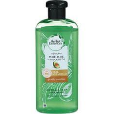 Herbal Essences Upokojujúci šampón Pure Aloe & Avocado ( Hair & Scalp Shampoo)