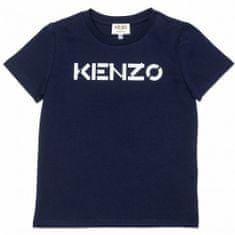 KENZO kids Chlapčenské tričko modré KENZO-KENZO Kids