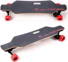 Kolonožka Elektrický longboard Eljet Double Drive